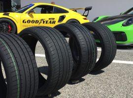 Goodyear Eagle F1 SuperSport; Goodyear'ın Ultra Yüksek Performanslı Lastik Ailesinin Yeni Üyesi ! 5