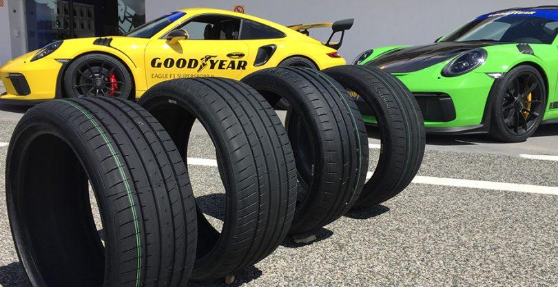Goodyear Eagle F1 SuperSport; Goodyear'ın Ultra Yüksek Performanslı Lastik Ailesinin Yeni Üyesi ! 1