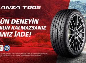 Bridgestone Deneme Kampanyası! 12