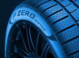 Pirelli P Zero Winter ; Pirelli Ailesinin Yeni Spor Kış Lastiği 7