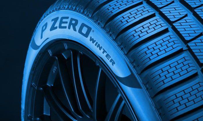 Pirelli P Zero Winter ; Pirelli Ailesinin Yeni Spor Kış Lastiği 1