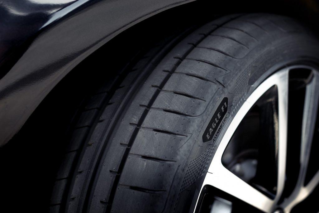 Goodyear Eagle F1 Asymmetric 5 ; Uygun Fiyata Yüksek Performanslı Premium Sürüş Deneyimi 2