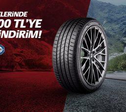 Bridgestone'dan Yaz Lastiklerinde Her 500 TL'lik Alışverişe 100 TL İndirim! 2