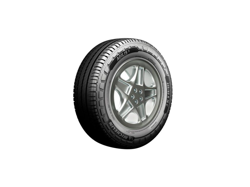 Michelin'den Yeni Yaz Lastiği: Agilis 3 2