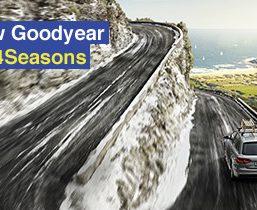 Goodyear Vector 4Seasons Gen - 3 ; Goodyear, Başarılı Dört Mevsim Lastik Serisinin Yeni Modelini Tanıttı ! 2