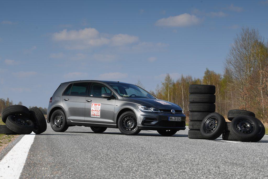 2019 Auto Express Dört Mevsim Lastik Testi 205/55 R16 2
