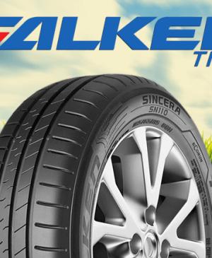 Falken Sincera SN110 ; Yeni Ekonomik Sürüş Odaklı Lastik 20