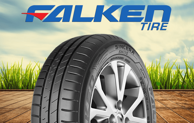 Falken Sincera SN110 ; Yeni Ekonomik Sürüş Odaklı Lastik 1