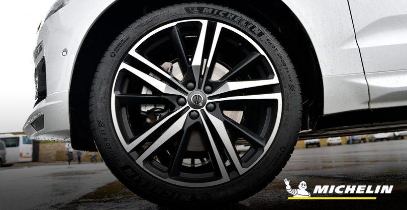 Michelin Pilot Sport 4 SUV ; Michelin'in Ödüllü Lastiği Şimdi SUV Kullanıcıları İçin Geldi ! 1