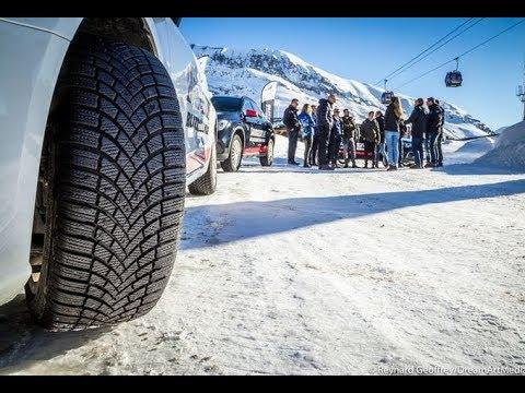 Bridgestone Blizzak LM005 ; Islak Yol Tutuşunda Tüm Ebatlarda A Etiket Değerini Alan İlk Kış Lastiği 3