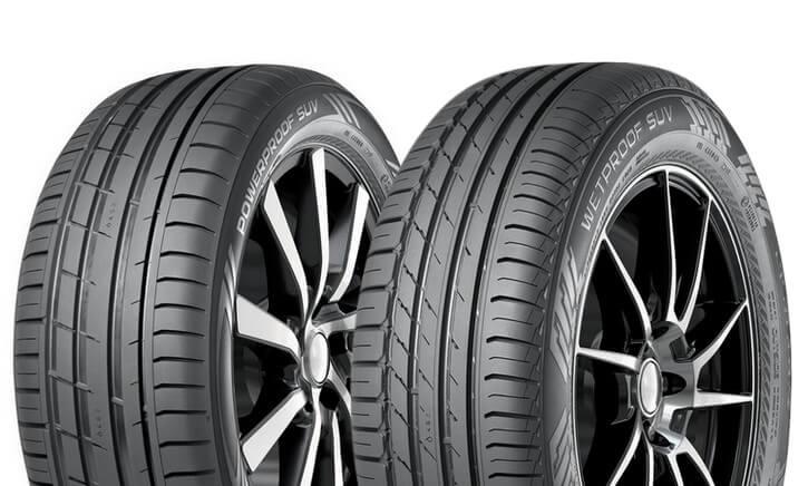 Nokian'ın Başarılı Yaz Lastikleri Wetproof ve Powerproof Şimdi SUV Araçlar İçin Geldi 4
